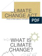 Climate Change Powerpoint Final