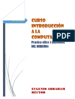 Practica de Office Introduccion a La Computacion
