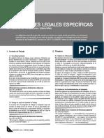Análisis Laboral - Obligaciones Específicas Del Empleador - Diciebre 2014