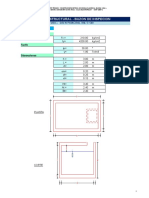 Diseño Estructural Camaras de Inspeccion en Tuberias