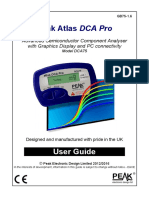 Dca Pro User Guide En