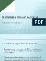 tratament radicular