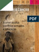 A Crise Oculta - Conflitos Armados e Educação