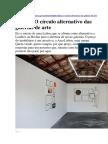 Lisboa O Círculo Alternativo Das Galerias de Arte