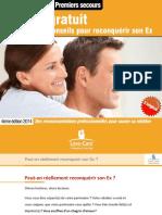 Dossier Gratuit Les Meilleurs Conseils Pour Reconquerir Son Ex