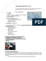 Full Denture Technology- Practical Work