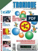 Electronique Et Loisirs 2001 Complet