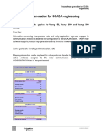 ANCOM.en009 Protocol Map Generation for SCADA Engineering