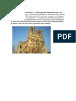A Catedral de Reims