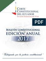 Boletin Jurídico 2017