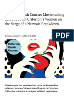 Criterion Crash Course_ Moviemaking Lessons From Criterion's Women on the Verge of a Nervous Breakdown - MovieMaker Magazine
