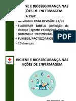 Curso de Enfermangem - Aula 12 - Fungos