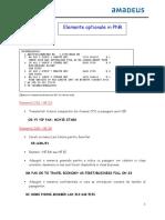 PNR Optional Elements Oct 2014