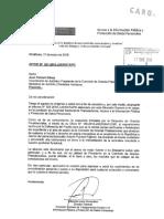 2018-01-17 Oficio e Informe de La Autoridad Nacional