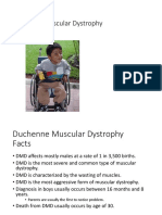 Duchenne Muscular Dystrophy and Albinism