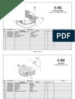 Keeway Superlight 200 Parts Catalog