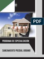 Brochure - Programa de Especialización en Saneamiento Predial Urbano.pdf