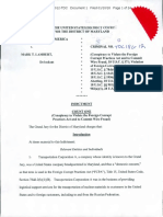 U.S. v. Mark Lambert Indictment