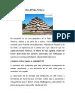 Pirámide de Los Nichos