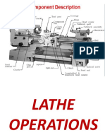 Lathe Presentation (2010)