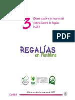 Cartilla Regalías en Plastilina - V. 3