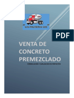 Informe Proyecto Actual