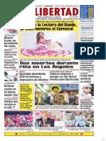 Primera Página - sábado 20 de enero de 2018