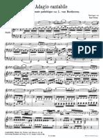 Beethoven Kross Adagio Pathetique