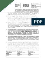 PdRGA ES 31 v02 Manejo de Materiales Peligrosos