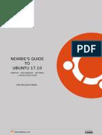 eBook Newbies Guide Ubuntu 17.10