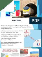 Diapositivas de El Tunel de La Mancha - Gran Bretaña