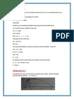 FISICA 1 Problemas 2