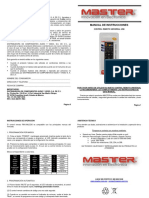 Rm-unilcd6 User Manual