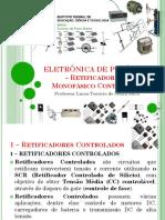 6 - Eletrônica de Potência - IfBA - Ret-mono-controlado