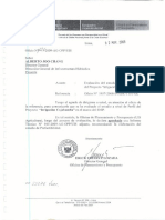 Perfil Cajabamba UIS MINAG
