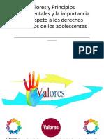 Proyecto Formación Cívica y Ética