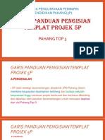 3.Garis Panduan Pengisian Templat Projek 5p
