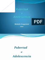 14 Gen Fem Pubertad y Adolescencia