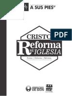Cristo Reforma Su Iglesia-Para Imprimir
