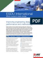 ESDU Brochure