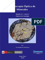 J-001-Boletin Microscopia Optica Minerales