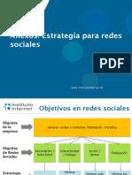 Curso Social Media Strategist - Enero 2014 Adicionales