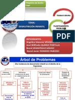 ARBOL DE PROBLEMAS DESNUTRICIÓN.ppt
