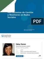 HERRAMIENTAS DE GESTIÓN Y MONITOREO-deisy
