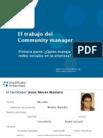 Cap. 1 Community Management