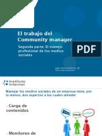 Cap. 2 Community Management