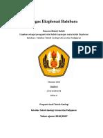 270110140141 Stephen Kelas a Eksplorasi Batubara