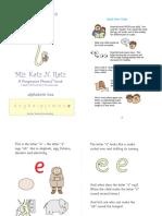 Alphabet Book 2D