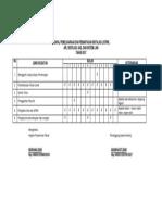 8.5.1.2.b. Bukti Pemeliharaan Dan Pemantauan Instalasi Listrik, Air, Ventilasi, Gas, Dan Sistem Lain