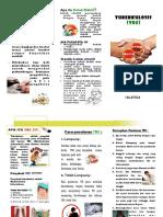 Leaflet TBC Puskesmas